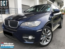 2010 BMW X6 XDRIVE 35I FACELIFT PREMIUM M SPORT SUNROOF ONE OWNER VVIP LOW MILEAGE NICE PLATE