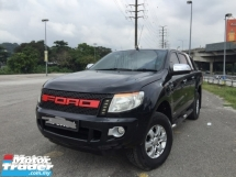 2015 FORD RANGER 2.5 XLT TDCI 4X4 DOUBLE CAB