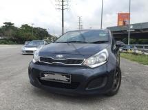 2013 KIA RIO 1.4CC AUTO