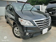 2015 TOYOTA INNOVA 2.0G (AT)