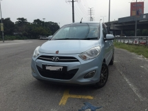 2012 HYUNDAI I10 1.2 AT