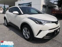 2018 TOYOTA C-HR 1.8(A)DEMO TEST DRIVE FOR SALES