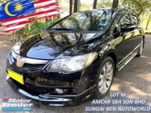 2010 HONDA CIVIC 2.0S I-VTEC NEW FACELIFT (A) K20 MUGEN RR
