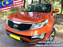 2013 KIA SPORTAGE 2.0 (A) NEW FACELIFT HIGH SPEC SUNROOF