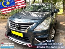 2015 NISSAN ALMERA 1.5 (NISMO) FACELIFT (A) LED DRLs