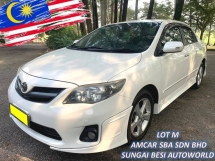 2011 TOYOTA ALTIS 2.0V (A) FACELIFT DUAL VVTI 1 OWN