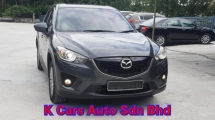 2015 MAZDA CX-5 2.5 4WD (CBU) Skyactiv Car Keep In Excellent Condition Everything Original Confirm Accident Free No Repair Need Worth Buy