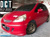 2005 HONDA JAZZ 1.5 i-VTEC CD3 FIT TYPE-S LIMITED EDITION CBU FROM JAPAN VERY SPORTY AND GOOD NUMBER 292