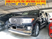 2012 TOYOTA LAND CRUISER 4.6 ZX 2012/17