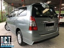 2015 TOYOTA INNOVA 2.0G (AT) ONE MALAY OWNER ONLY TIP TOP CONDITION