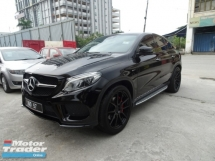 2015 MERCEDES-BENZ GLE 450 AMG 4 MATIC COUPE 3.0 (A)