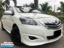 2013 TOYOTA VIOS 1.5 Auto TRD Bodykit Condition Tiptop 1Jam LULUS Promotion Bank
