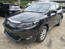 2015 TOYOTA HARRIER 2.0 ELEGANCE SST Done Unreg