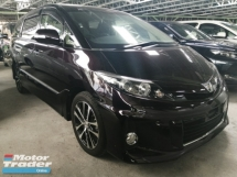 2014 TOYOTA ESTIMA 2.4 PREMIUM /LIMITED COLOUR/OFFER/READY STOCK