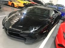 2016 LAMBORGHINI AVENTADOR SV Coupe LP750-4