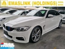 2016 BMW 4 SERIES 2.0 GRAND COUPE M SPORT POWER BOOT LANE ASSIST SYSTEM MEMORY SEATS SPORT MODE FREE WARRANTY