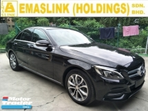 2015 MERCEDES-BENZ C-CLASS 200 2.0 SPORT PREMIUM POWER BOOT MEMORY SEATS PANAROMIC ROOF REVERSE CAMERA