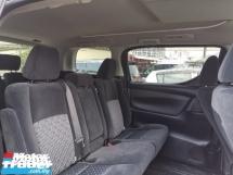 2015 TOYOTA ALPHARD 2.5 S 8 SEATS/2 POWER DOOR/BLACK INTERIOR UNREG