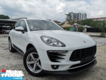 2015 PORSCHE MACAN 2.0 SUV BEIGE INTERIOR/POWER BOOT UNREG