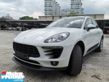 2015 PORSCHE MACAN 2.0 SUV BEIGE INTERIOR/POWER BOOT UK SPEC UNREG