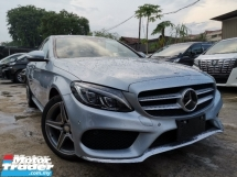 2014 MERCEDES-BENZ C-CLASS C200 2.0 AMG JAPAN SPEC UNREG