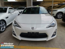 2015 TOYOTA 86 GT 2.0 ( Auto ) UNREGISTER 1 YEAR WARRANTY
