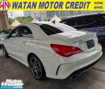 2016 MERCEDES-BENZ CLA 180 AMG COUPE UNREGISTER 1 YEAR WARRANTY