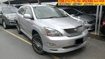 2009 TOYOTA HARRIER 240G L PACKAGE