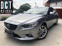 2015 MAZDA 6 2.5 SDN FACELIFT CBU SUNROOF i-ELOOP i-STOP LEATHER SEAT ELECTRIC SEAT BOSE SOUND SYSTEM