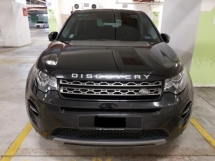 2015 LAND ROVER DISCOVERY SPORT 2.0 Si4