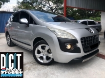 2015 PEUGEOT 3008 FULL SERVICE RECORD HIGH SPEC LIKE NEW CAR