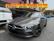 2019 MERCEDES-BENZ A-CLASS A200 LUCKY DRAW NEW CAR NEW MODEL NEW RATE 2.xx Progressive Line Warranty to Sept 2023