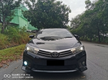 2015 TOYOTA ALTIS 2.0 (A) V SPEC - SUPERBLY ORIGINAL CONDITION ( MUST VIEW )