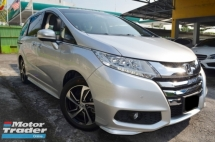 2017 HONDA ODYSSEY 2.4 ABSOLUTE 25K KM UNDER WARRANTY BY HONDA