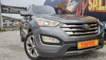 2014 HYUNDAI SANTA FE 2.2 (A) PREMIUM SUV CRDI EXECUTIVE PLUS !! PANORAMIC ROOF !! 7 SEATERS SUV !! AWD !! NEW FACELIFT !! PREMIUM SUV FULL HIGH SPECS !! ( X 8813 X ) 1 CAREFUL OWNER !!