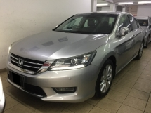 2014 HONDA ACCORD 2.0 VTI-L Full Service Record