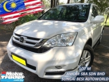 2011 HONDA CR-V CR-V I-VTEC MODULO (A) NEW FACELIFT SALE
