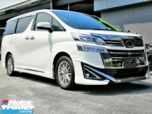 2018 TOYOTA VELLFIRE 3.5V L EDITION DEMO UNIT JAPAN FULLY LOADED SPECS
