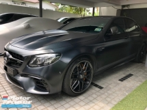 2017 MERCEDES-BENZ E-CLASS E63e AMG Imported New