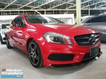 2014 MERCEDES-BENZ A-CLASS A180 AMG NIGHT EDITION/LIMITED/OFFER/NON SMOKING