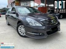 2013 NISSAN TEANA 2.0  XE LUXURY PUSH START LEATHER SEAT TOUCH SCREEN 2 DIN PLAYER LOW MILEAGE ONE DOCTOR OWNER