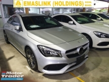 2017 MERCEDES-BENZ CLA CLA180 AMG Japan Spec Local AP Unreg