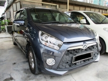 2015 PERODUA AXIA 1.0 AUTO ADVANCE HIGH LOAN