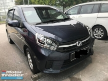 2017 PERODUA AXIA 1.0 G Auto Full Service Under Warranty Blacklisted Can Loan DP3K