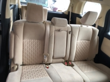 2015 TOYOTA ALPHARD Unreg Toyota Alphard X 8seather 360view PowerBoot Push Start 2Side PowerDoor