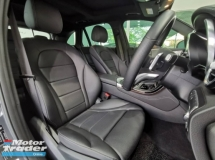 2019 MERCEDES-BENZ GLC 250 2.0 (A) AMG Line 5k Mileage Under Mercedes Warranty New Car Condiition
