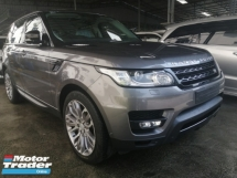 2015 LAND ROVER RANGE ROVER SPORT 3.0 HSE DYNAMIC SDV6/NEW ARRIVALS/OFFER/READY STOCK