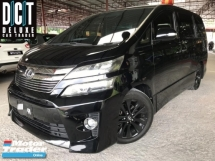 2010 TOYOTA VELLFIRE 2.4Z PLATINUM SELECTION FACELIFT MODERL ONE OWNER NICE NUMBER 91 TIP TOP CONDITION WEEKEND USED ONLY
