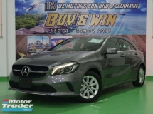 2016 MERCEDES-BENZ A-CLASS 2016 MERCEDES BENZ A180 SE 1.6 TURBO NEW UNREG JAPAN SPEC CAR SELLING PRICE ONLY RM 135,000.00 NEGO