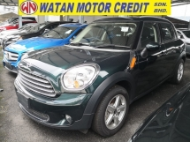 2014 MINI Countryman 1.6 CROSSOVER PRICE INC SST JAPAN UNREG